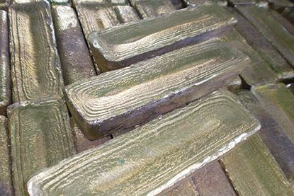 High-tensile-brass-ingot