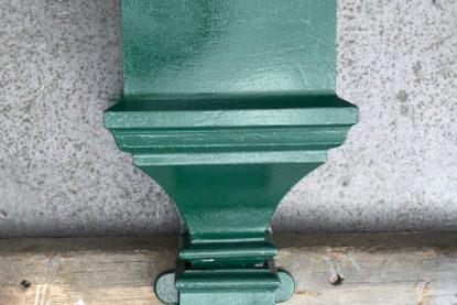 Custom Iron Foundry Down pipes (2)